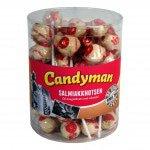 Candyman   Salmiakknotsen   60 lollies