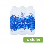 Chaudfontaine Still Petfles 1,5 liter 6 stuks