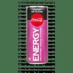 Coca Cola | Energy | Cherry No Sugar | Blik | 12 x 25 cl