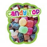 Candy Top hoestmelange 400 gram 20 stuks