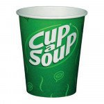 Cup-a-Soup bekers met roerstaafjes 2500 stuks