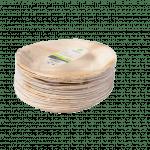Biodore Bord Palmblad 26 cm 4 x 25 stuks