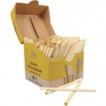Hay Straws | Smoothie Rietjes | Jumbo XL | 10 x 200 mm | 6 x 250