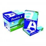 Double A papier A4 80 gram pak met 500 vellen 5 pakken