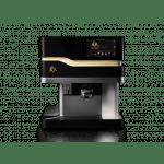 Douwe Egberts Promesso koffiemachine met wateraansluiting incl. waterfilter