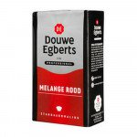 Douwe Egberts Melange Rood standaard, 24 stuks à 250gr