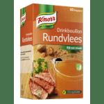 Knorr | Drinkbouillon rundvlees | Doos 80 stuks
