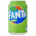 Fanta Exotic 33 cl 24 stuks