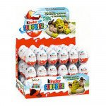 Kinder Surprise eieren 72 stuks