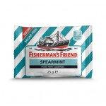 Fishermans Friend | Spearmint | Suikervrij | 24 stuks