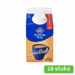 Friesche Vlag | Goudband | Pak 18 x 455 ml