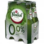 Grolsch 0.0% fles 30 cl 24 stuks
