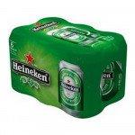 Heineken Pils blik, 33cl à 24 stuks