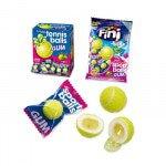 Fini | Tennis Balls Gum | 200 stuks