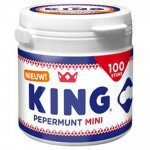King | Mini Pepermunt | 4 potten