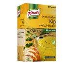 Knorr | Drinkbouillon | Kip | Doos 80 zakjes