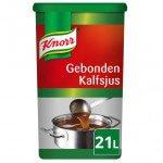 Knorr   Gebonden Kalfsjus   21 liter