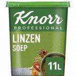 Knorr | Linzensoep | 11 liter