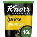 Knorr | Turkse Linzensoep | 16 Liter