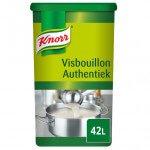 Knorr   Visbouillon Poeder   850 gram