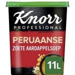 Knorr | Peruaanse Zoete Aardappelsoep | 11 Liter