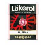 Lakerol | Salmiak | 12 x 23 gram