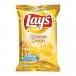 Lays Cheese Onion 40 gram 20 stuks