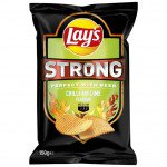 Lay's strong chili and lime
