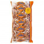 Lemco | Knots Salmiak lollies | 150 stuks