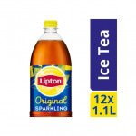 Lipton | Ice Tea Sparkling | 12 x 1.1 liter