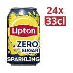 Lipton | Ice Tea Zero | 24 x 33 cl