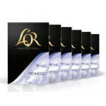 Douwe Egberts | L'OR Promesso | Melk | Pak 6 x 0,75 liter