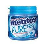 Mentos | Gum | Pure Fresh | Fresh Mint | Bottle | 8 stuks