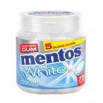 Mentos | Gum | White Sweetmint | Bottle | 8 stuks