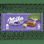 Milka | Gebroken Noot | Doos 22 repen