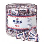 King | Mini pepermunt | 110 stuks