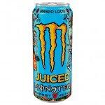 Monster | Juice Mango Loco | Blik | 12 x 0.5 liter