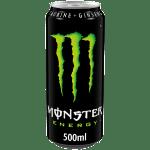 Monster Regular groen | Blik 12 x 0,5 liter