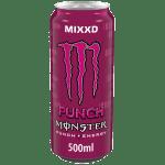 Monster Energy | Punch Mixxd | Blik | 12 x 0.5 liter