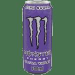 Monster | Ultra Violet | Blik | 12 x 0.5 liter
