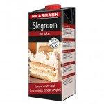 Naarmann | Slagroom met suiker 32% | 1 liter
