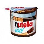 Nutella & Go | Chocopasta Stengels | 12 x 52 gram