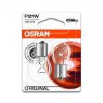 Osram | Gloeilamp P21W | BA15S | 21w | 12v