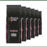 Piazzo D'Oro Estremo koffiebonen 6 x 1 kg