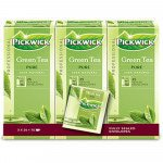 Pickwick Green Tea Pure 75 zakjes
