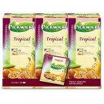 Pickwick Tropische vrucht 75 stuks