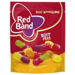 Red Band | Duo Winegums Zoet&Fris | 10 x 190 gram
