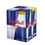 Red Bull | 24 x 250 ml | 4-packs