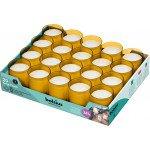 Bolsius | Relight Amber kaarsen | Navulling 20 stuks