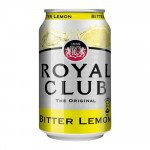 Royal Club Bitter Lemon 33 cl. 24 stuks